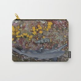 Man-shark Cave Carry-All Pouch