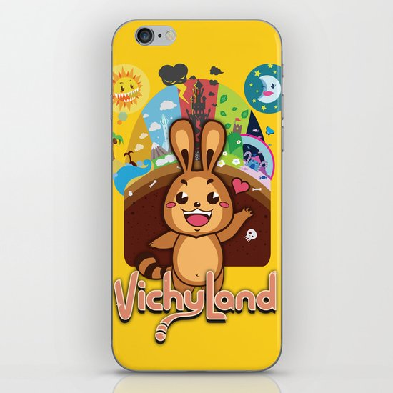 VichyLand iPhone & iPod Skin