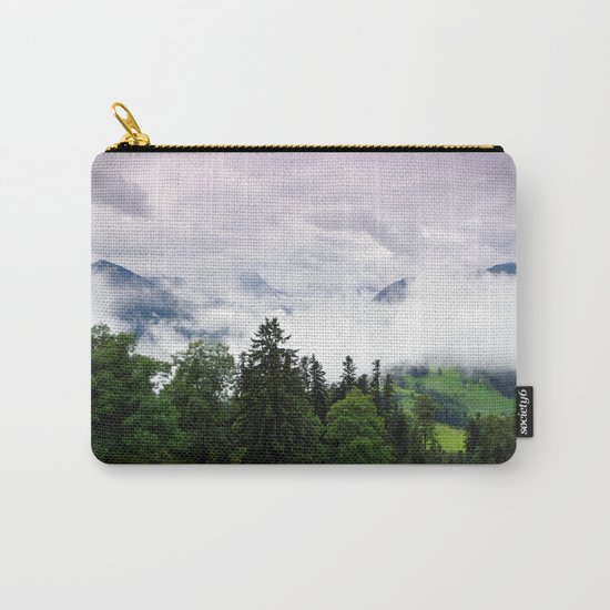 mountain view i. Carry-All Pouch