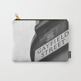 Gayfield Street Carry-All Pouch