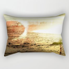 I Hear Mars is Nice this Time of the Year Rectangular Pillow