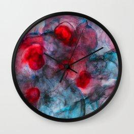 Ink 10 Wall Clock