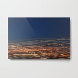 Ocean of Light Metal Print