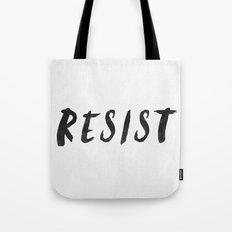 RESIST 4.0  #resistance Tote Bag