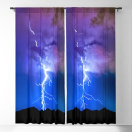 Monsoon Trippin Blackout Curtain