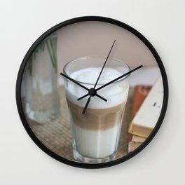 Macchiato Wall Clock