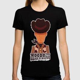 Woody the Kid! T-shirt