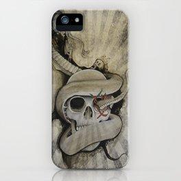 Mors Tua Vita Mea iPhone Case