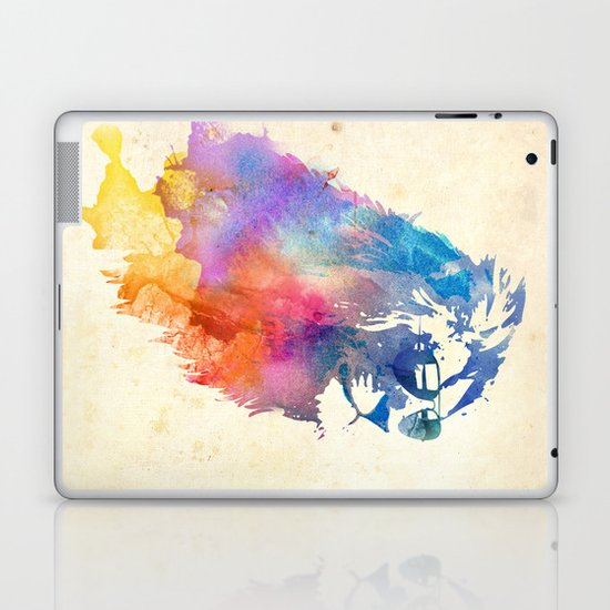 Sunny Leo   Laptop & iPad Skin