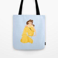 Belle - Beauty & The Beast Tote Bag