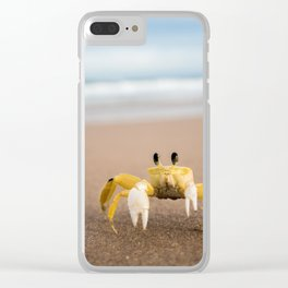 little friend Clear iPhone Case