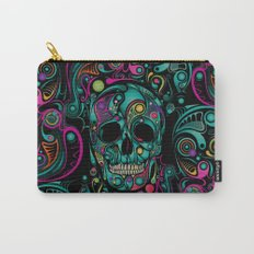 Skull Camouflage Carry-All Pouch