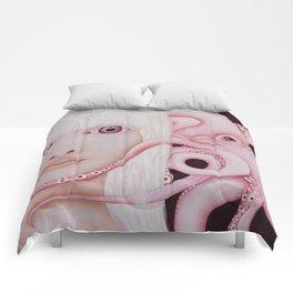 Albino Squid Comforters