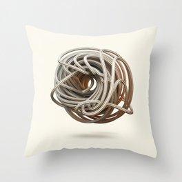 knoodle Throw Pillow