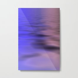Shimmer Metal Print