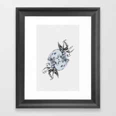 Cosmic Dancer Framed Art Print