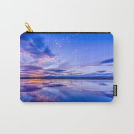 Scottish Sunset Carry-All Pouch