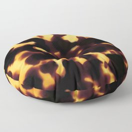 Tortoiseshell Floor Pillow