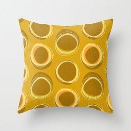 Solar Eclipse MCModern Throw Pillow