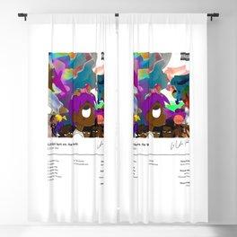 Lil Uzi Vert - Lil Uzi Vert vs. the World - Album Illustration Hip Hop Blackout Curtain