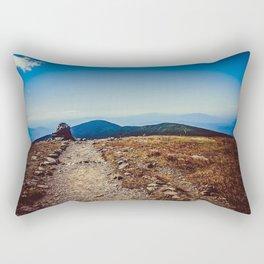 Path to the Edge Rectangular Pillow