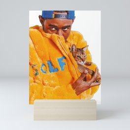 Tyler The Creator Poster Mini Art Print