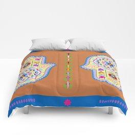 Hamsa Comforters