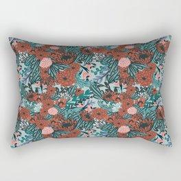 Spanish Dancer Rectangular Pillow