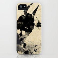 Dark iPhone (5, 5s) Slim Case