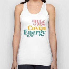 Big Coven Energy Unisex Tank Top
