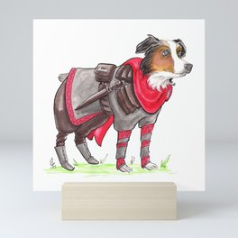DogDays19 Thor Mini Art Print