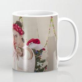 Scavenger Christmas Cosplay 5 Coffee Mug
