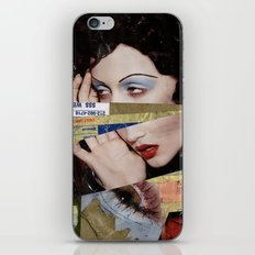 Model Mayhem iPhone & iPod Skin