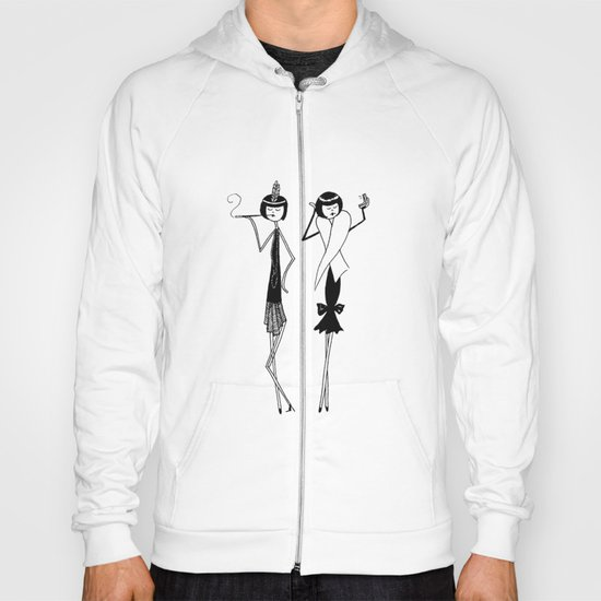 Night on the town Hoody