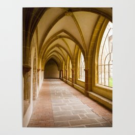 Dominican Monastery Poster