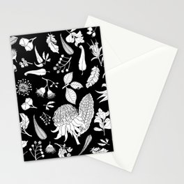 Native Australian Botanics Stationery Cards