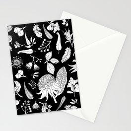 Native Australian Botanics Stationery Cards