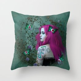 Amaranta - Stacy 16 Throw Pillow