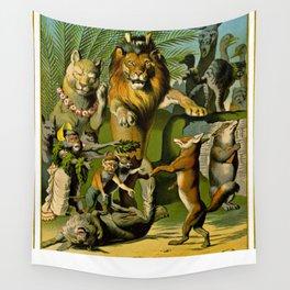 Reynard the Fox 2 Wall Tapestry