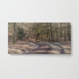 Bromley Hill Panorama Metal Print
