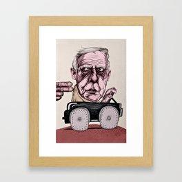 Philip Guston Framed Art Print