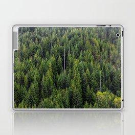 Wall of Trees Laptop & iPad Skin