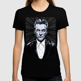 The Twelfth Doctor - Peter Capaldi T-shirt