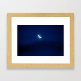 YK3 Framed Art Print