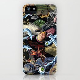 Reverie In The Thirteenth Hour iPhone Case