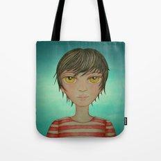 A boy Tote Bag