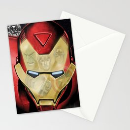 Avengers Reflection Stationery Cards