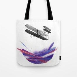 Wright 3 Tote Bag