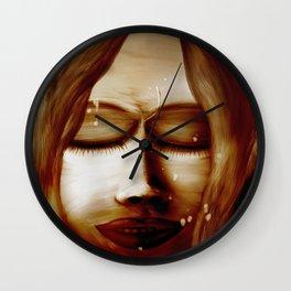 Meaghan Wall Clock