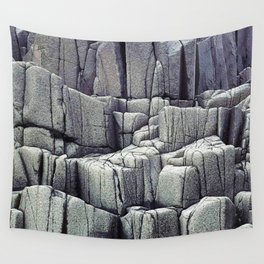 ABSTRACT STONE PATTERN Wall Tapestry